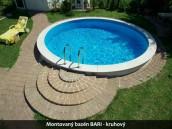 Zazimování zapuštěného bazénu, zdroj: bazenovysvet.sk