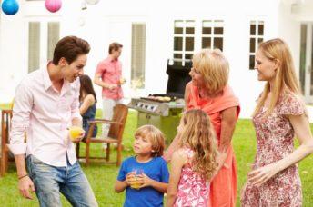 zahradní párty stany
